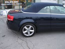 2008 Audi A4 3 2 Quattro Awd Convertible Very Clean Local New Car