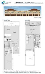 downloads for jvc nakheel 1 bedroom townhouses dubai