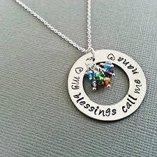 grandmother jewelry buy personalized nana necklace personalized jewelry
