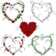 fonts flower vine designs