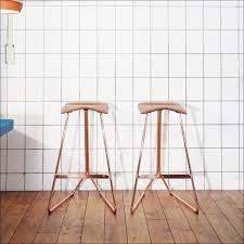 dining room magnificent west elm counter stools copper bar