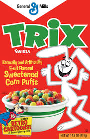Trix Cereal Meme - 47 breakfast cereals ranked by lesbianism autostraddle