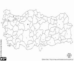 printable pictures of turkey the country political maps of asia countries coloring pages printable games