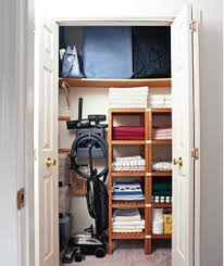 linen closet organizing your linen closet real simple