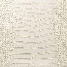 le embossed croc white cream lec 5006 designer walls and