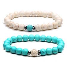bracelet fine images Buy 8mm yoga energy cure green white semi jpg