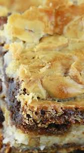 german chocolate ooey gooey butter cake always dessert 1st
