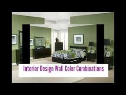 House Colour Combination Interior Design by Interior Design Wall Color Combinations Youtube