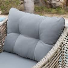 belham living kambree all weather wicker deep seating chair with