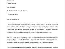 36 usa visa invitation letter sample invitation letter for us