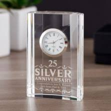 25 wedding anniversary gifts silver 25th wedding anniversary gifts the gift experience