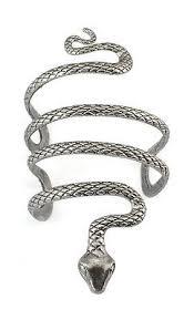 silver snake bracelet images New vintage style silver snake bracelet shape open jpg