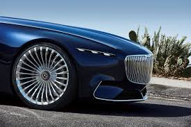mercedes maybach 2008 vision mercedes maybach 6 cabriolet is a showstopper at pebble
