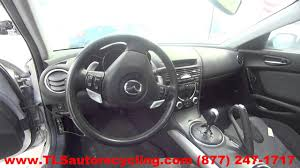 parting out 2006 mazda rx8 stock 6096rd tls auto recycling