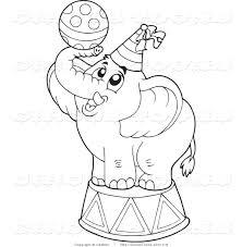 circus elephant page 2