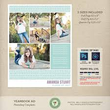 graduation yearbook ad templates senior ad high