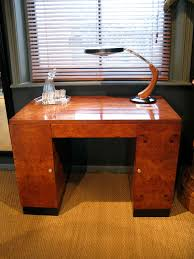 Small Walnut Desk A 1930 S Small Burr Walnut Desk Furniture