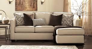 carlinworth linen sofa chaise benchcraft furniture cart