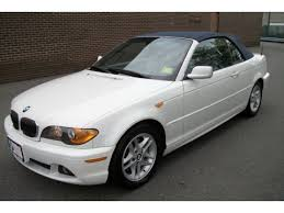 2004 bmw 325ci convertible for sale used 2004 bmw 3 series 325i convertible for sale stock e2019a