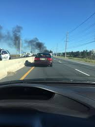 heated car seats blamed for car fire that closed route 30 east in