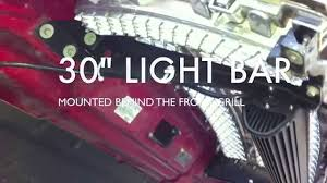 Led Grill Light Bar by 30