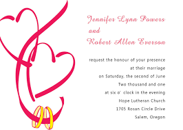 Engagement Invitation Cards Free Engagement Invitation Card Template With Red Hearts Emuroom