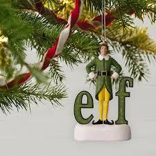 amazon com hallmark keepsake 2017 buddy the elf sound christmas