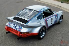 1973 rsr porsche porsche 911 1973 martini racing replica body work with mary stuart