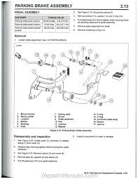 2015 harley davidson trike service manual supplement