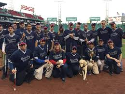 Baseball For The Blind Boston Renegades Beep Baseball Home Facebook