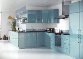 blue modern kitchen cabinets zenit modern slab mirror gloss marmara blue modern