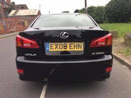 lexus is 220d for sale in yorkshire 2008 08 lexus is220d in headingley west yorkshire gumtree