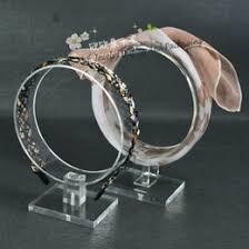 headband stand discount acrylic headband stand 2017 acrylic headband stand on