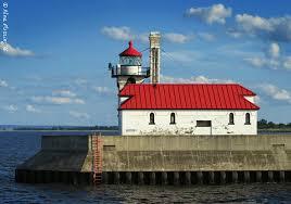 lighthouses u0026 beer u2013 duluth mn u2013 wheeling it