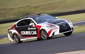 lexus gs coupe lexus joins australian v8 supercars championship no racing though