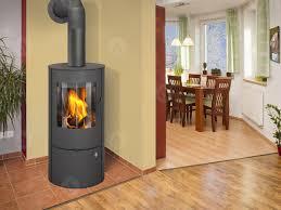 romotop fireplace stove evora 03 steel romotop