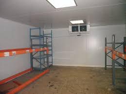 chambre froide industrielle prix chambre froide kide montée par caen froid 5 x 5 x 2 50 m environ