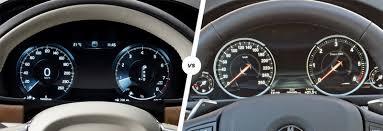 lexus gs300 vs bmw volvo s90 vs bmw 5 series side by side comparison carwow