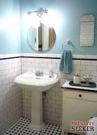 Bathroom Mirror Vintage Fashioned Bathroom Mirrors Peaceful Fashioned Bathroom