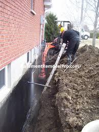 waterproofing new construction basement walls 11 best basement