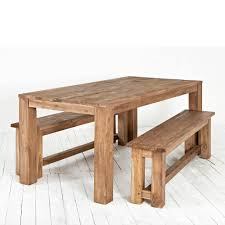 dining room table with bench seat 46 dining room table sets with bench simple cheap untreated