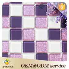 buy purple backsplash tiles mosaic from trusted manufacturers