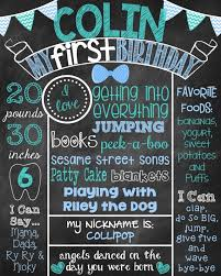 birthday chalkboard best 25 birthday chalkboard ideas on