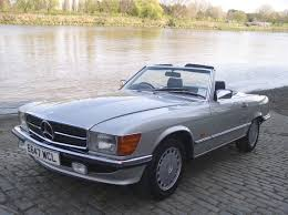 mercedes classic convertible classic chrome mercedes benz 300 sl 1988 e silver