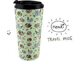 travel mugs etsy