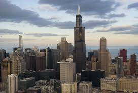 willis tower chicago height of one world trade center debated in chicago cbs new york