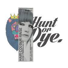 stargazer semi permanent hair dye silverlook