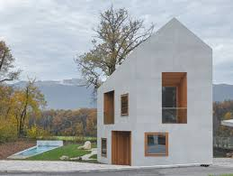 two homes two homes in a single house by clavienrossier architects hes sia