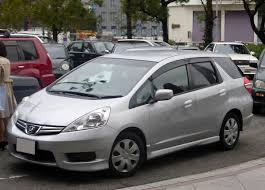 honda fit shuttle wikipedia