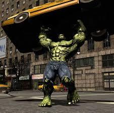 superman hulk submit physics